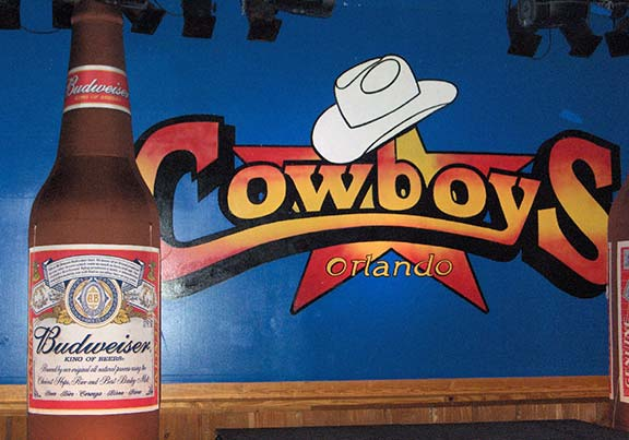 Cowboys Orlando - Country Music Nightclub
