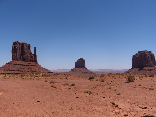 Picture of Monument Valley